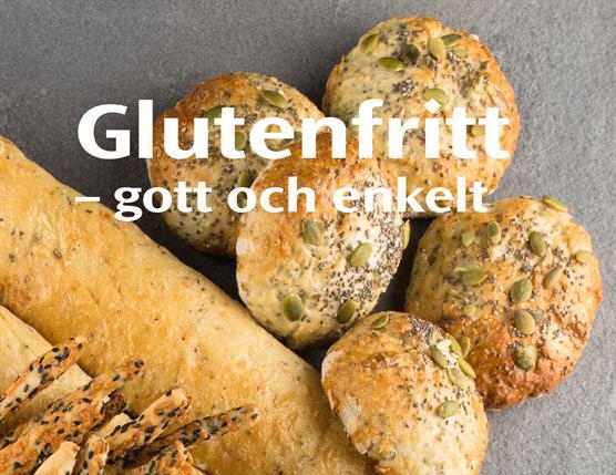 Ny bok om glutenfri bakning