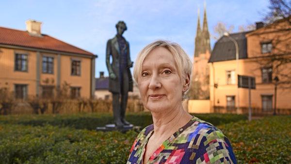Margareta med i Allas nr. 4/2017