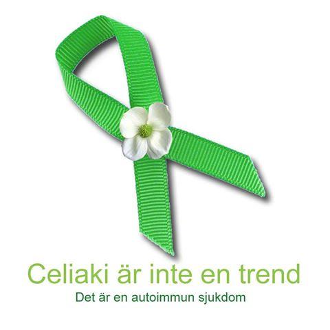 16 maj – Internationella Celiakidagen