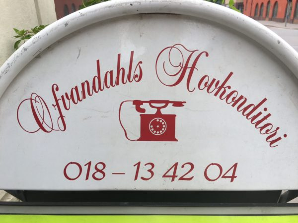 Ofandahls