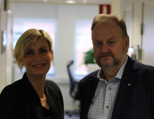 Förändringar i Svenska Celiakiförbundets ledning
