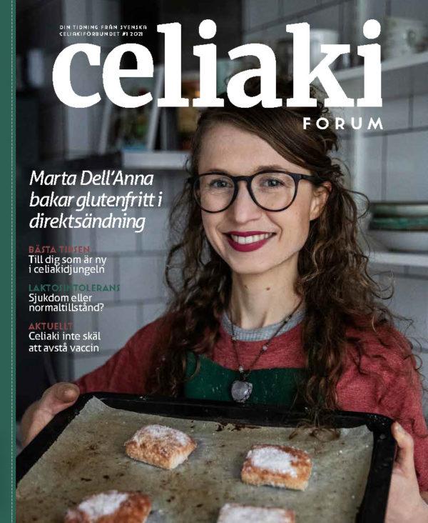 CeliakiForum skickad till tryckeriet