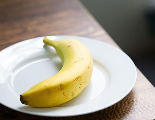 Nöja sig med banan på sjukhus? Ombudsmannen svarar