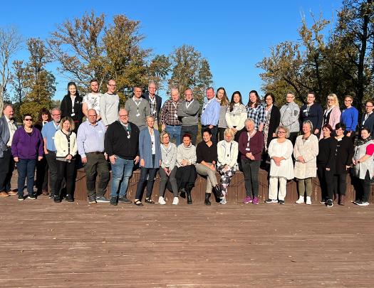 Medlemsutveckling i fokus på förtroendevaldakonferens